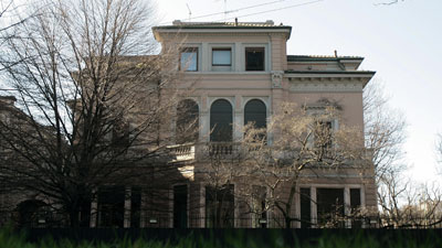 Berlusconi home