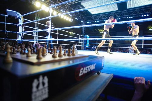 Chess Boxing berlin
